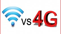 is 4g is more secure to use in mobile instead of wifi and wifi hot spot why