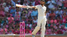 Virat Kohli is improving as a test batsman