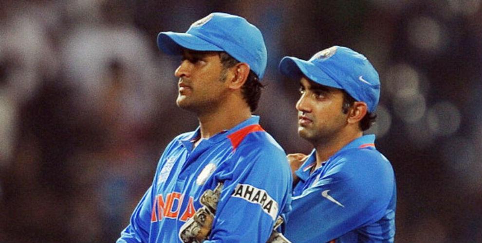 अपने दुश्मन की वजह से क्रिकेट जगत में राज़ कर रहे एमएस धोनी 1